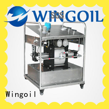 Wingoil chemical tote for business For Oil Industry