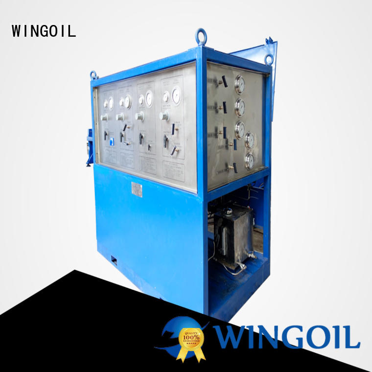 Custom why hydrotest is required manufacturers For Gas Industry