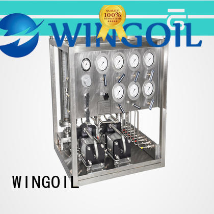 Wingoil popular Chemical Injection System infinitely for onshore