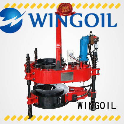 Wingoil dissolvable frac plugs With unrivaled expertise For Oil Industry