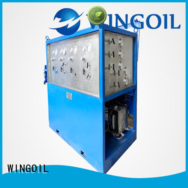Wingoil popular compression testing machine in high-pressure For Oil Industry