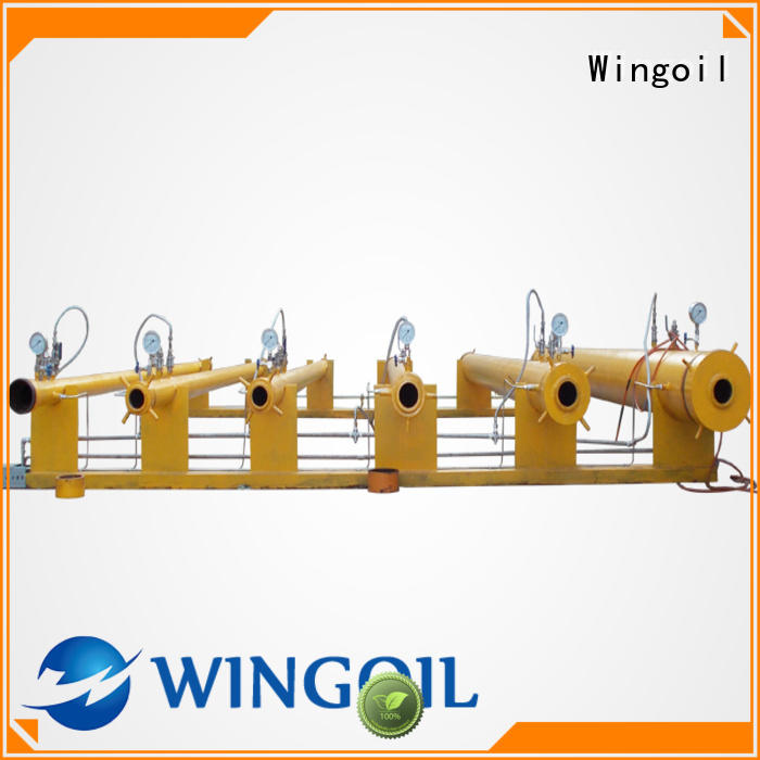 Wingoil professional tank hydrostatic test procedure With unrivaled expertise For Oil Industry
