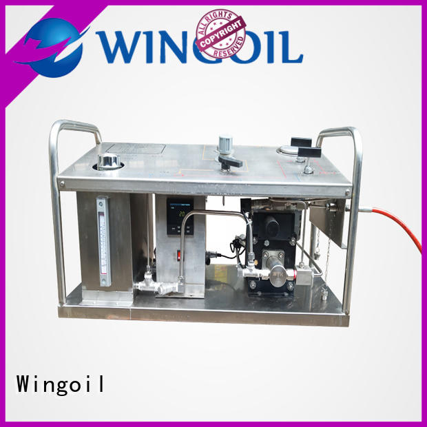 Wingoil professional hydrostatic pump With unrivaled expertise for onshore