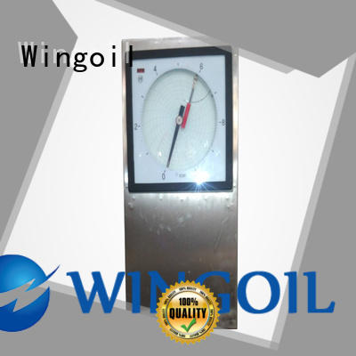 Wingoil professional hydraulic pressure testing machine infinitely For Gas Industry