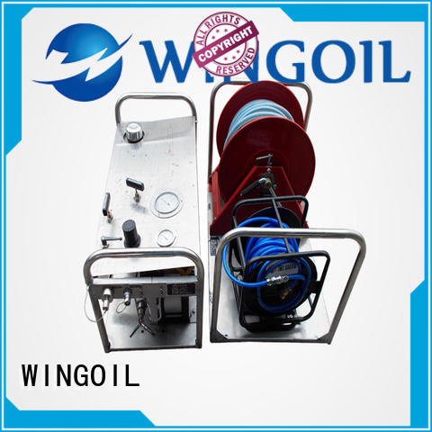 Wingoil Latest agricultural fertilizer injection pumps factory for onshore