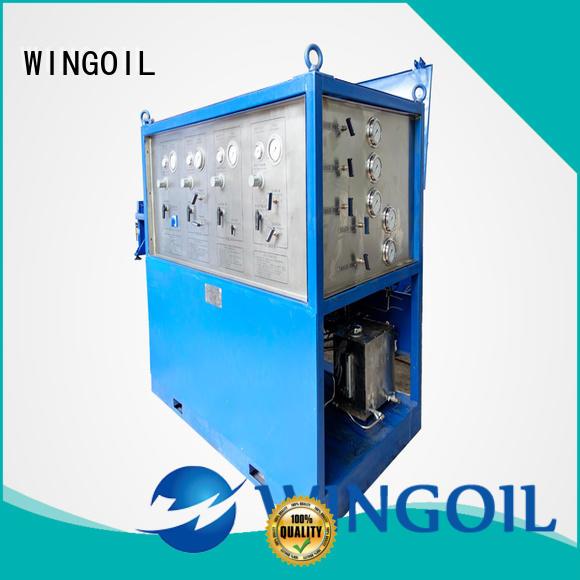 popular duct pressure testing equipment infinitely for onshore