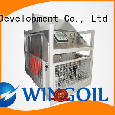 Wingoil valve pressure testing equipment With unrivaled expertise For Oil Industry