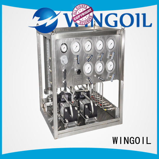 chemical corrosion inhibitor injection system infinitely for onshore