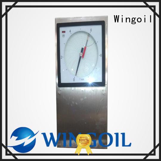 Wingoil Custom kyowa hydraulic pressure test pump infinitely for onshore