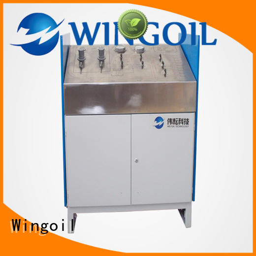 Wingoil pipeline hydrotest equipment manufacturers for onshore