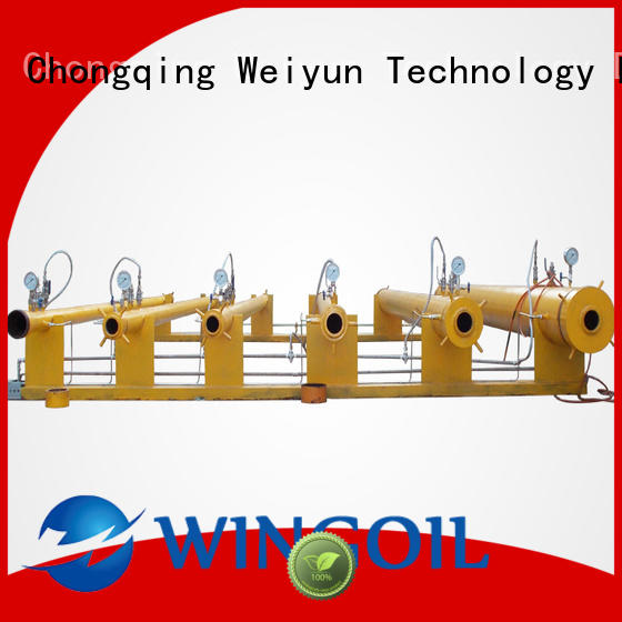 Wingoil Flow Control high pressure testing services With unrivaled expertise For Gas Industry