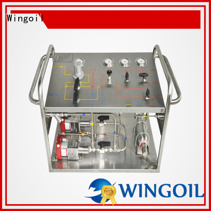 popular Chemical Injection System infinitely For Oil Industry