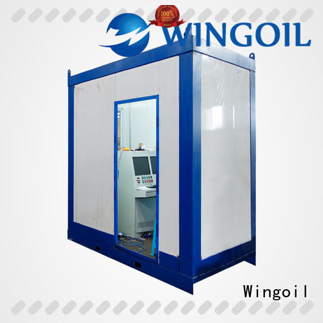 Wingoil Best high pressure supplies Suppliers for onshore