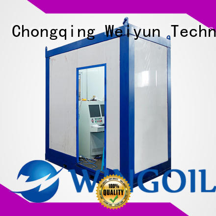 Wingoil high pressure high pressure hose testing equipment widely used For Oil Industry