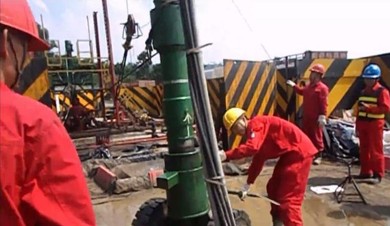 Lifting Anti-nozzle And Wellhead