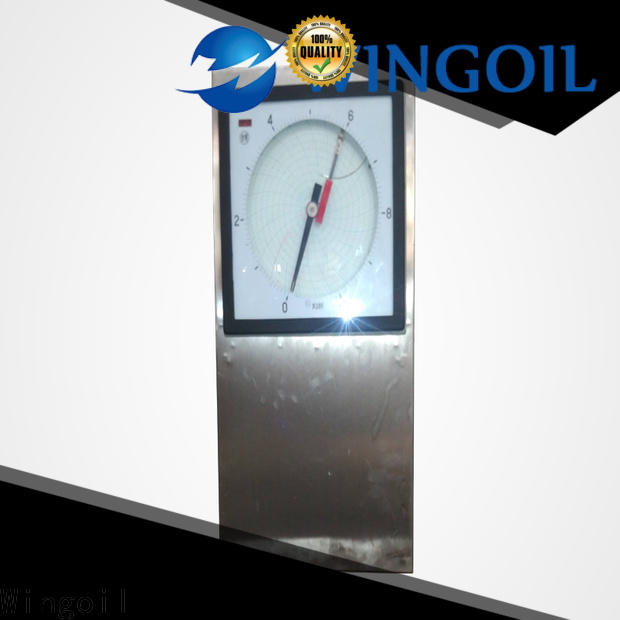 Wingoil hydraulic pressure test pump widely used for onshore