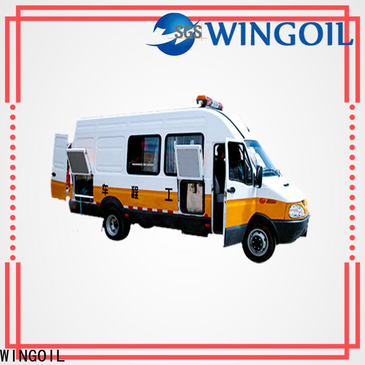 Wingoil Wholesale wireline services manufacturers for onshore