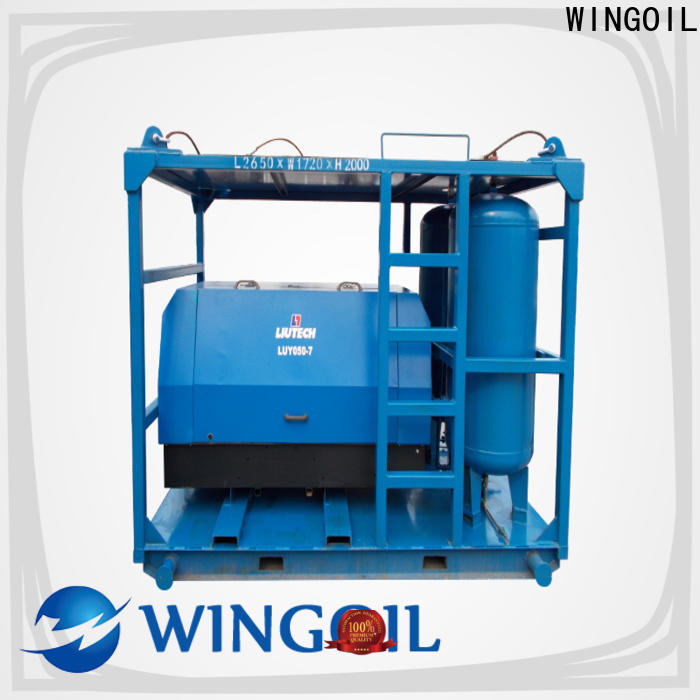 Wingoil carbon monoxide testing equipment manufacturers For Oil Industry