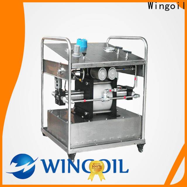 Wingoil solar injection systems for business for offshore