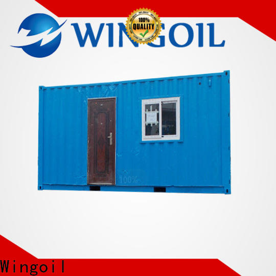Wingoil Top lorimer for business for offshore