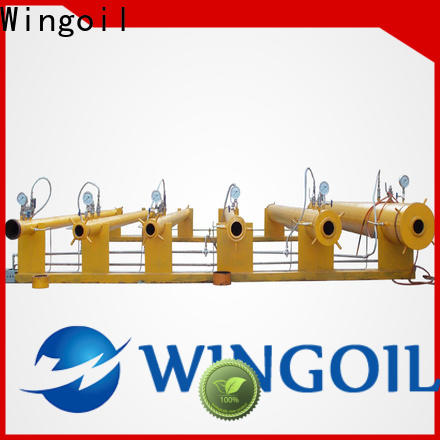 Wingoil popular hydrotest package for business For Gas Industry