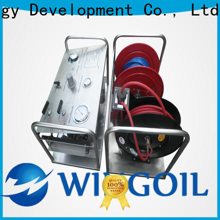 Wingoil hydrostatic pump for sale company For Gas Industry