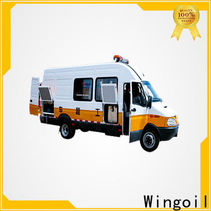 Wingoil Wholesale cooling system pressure factory For Oil Industry