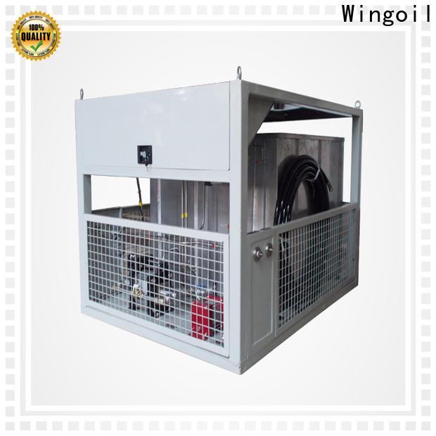 Wingoil tensile testing equipment for business for onshore