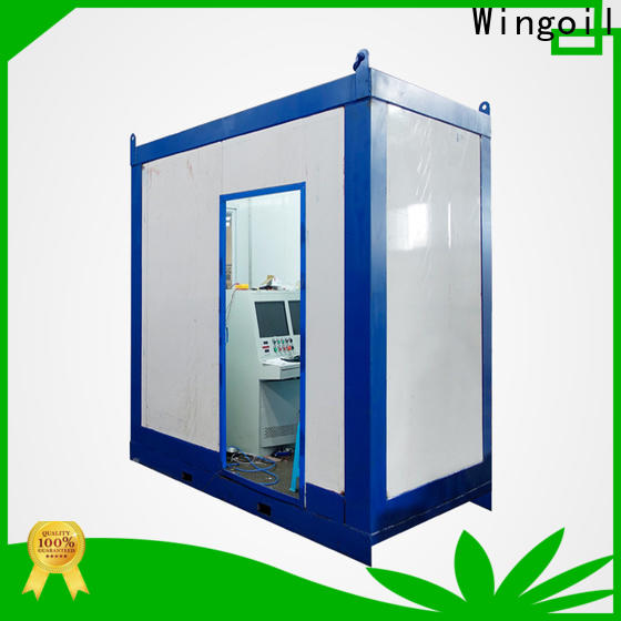 Wingoil High-quality pressure test equipment suppliers company for offshore