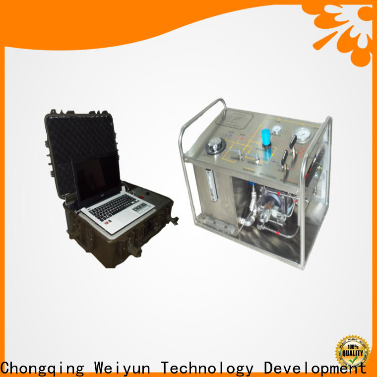 High-quality pneumatic pressure testing factory For Oil Industry