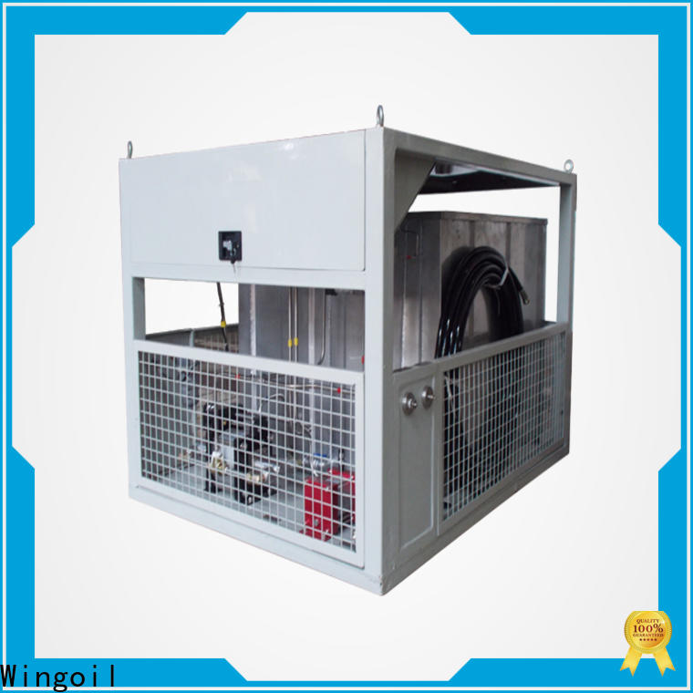 Wingoil Custom fatigue testing machine factory for onshore