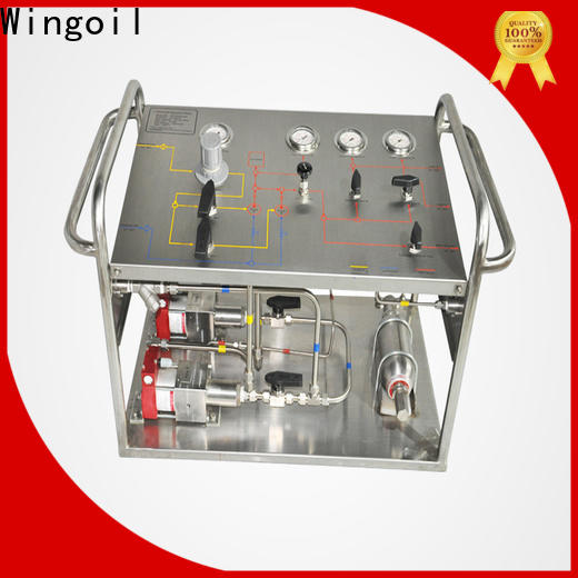 Wingoil rigid test pump 1450 for business for onshore