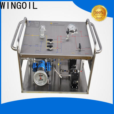 Wingoil Wholesale hydrostatic pump for sale company For Gas Industry