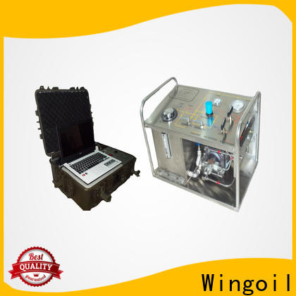 Wingoil rothenberger pressure tester With unrivaled expertise For Gas Industry