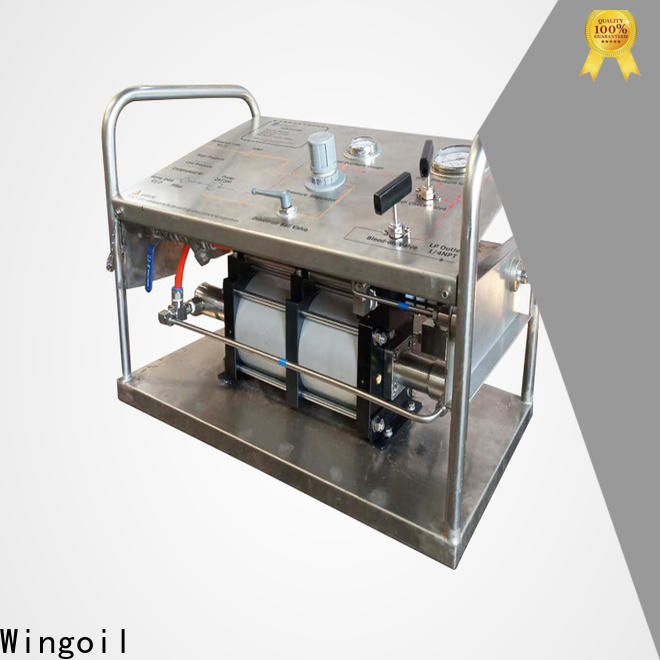 Wingoil High-quality water hand pump for pressure testing Supply for offshore