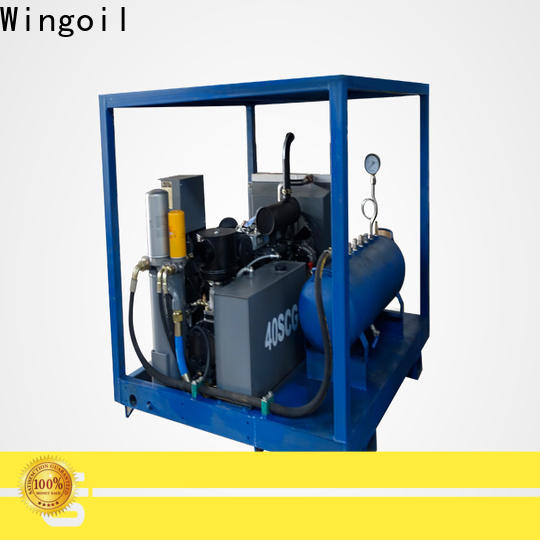 Custom pipe pressure testing equipment hire for business For Oil Industry