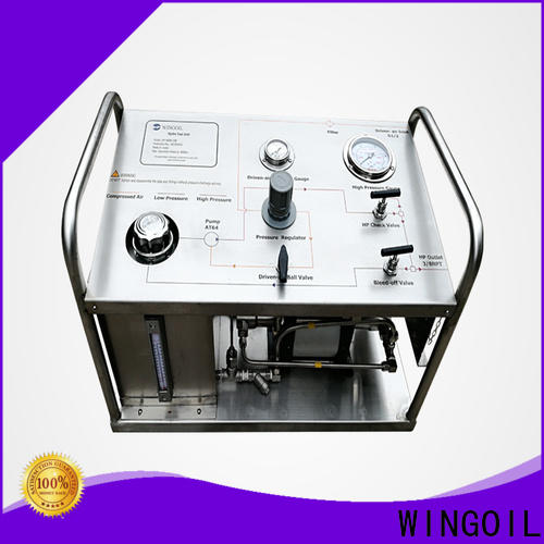 Wingoil hydrostatic pump manufacturers for business For Oil Industry