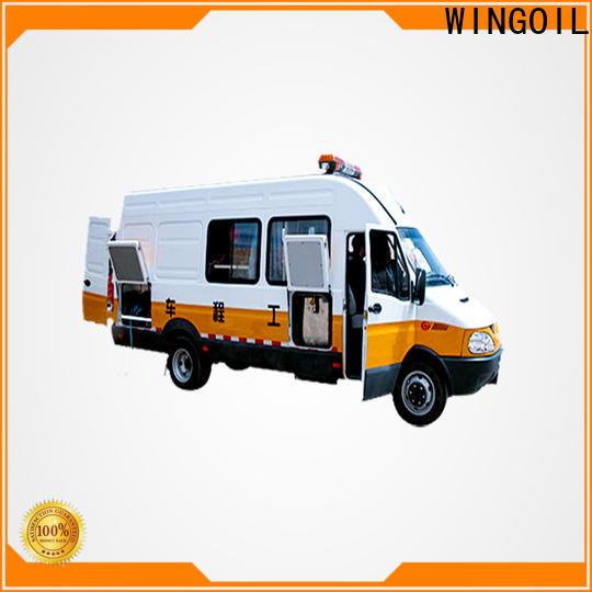 Wingoil Best alberta air brake test manufacturers For Oil Industry