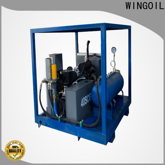 Wingoil High-quality mechanical test equipment widely used For Gas Industry