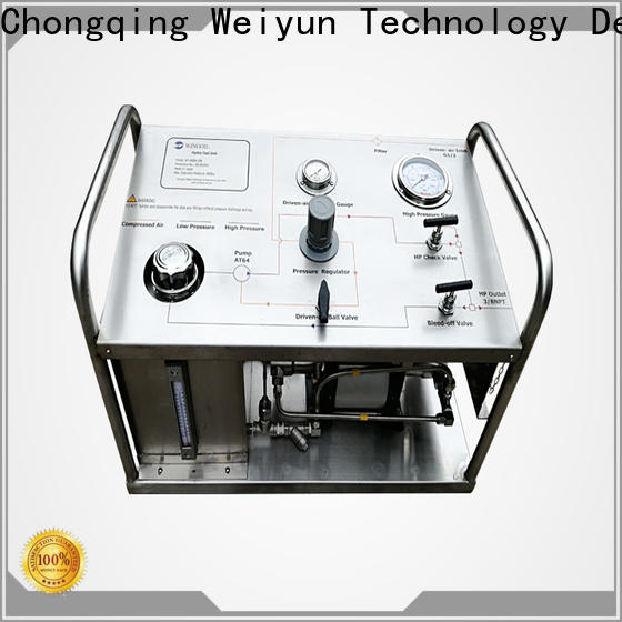 Best hydro test pump specifications company For Oil Industry