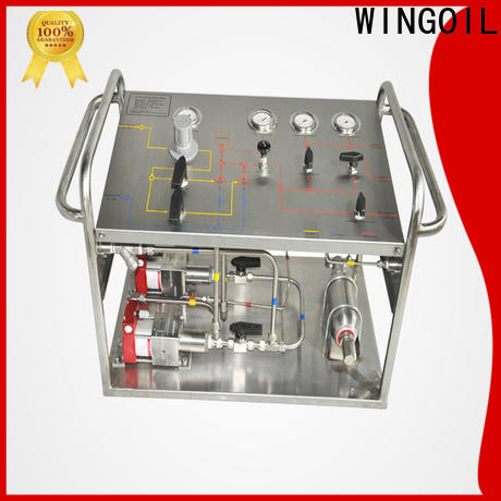 Latest a hydrostatic tube test kit will company for onshore