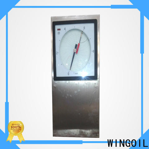 Wingoil hydrostatic pressure testing standards Suppliers for offshore