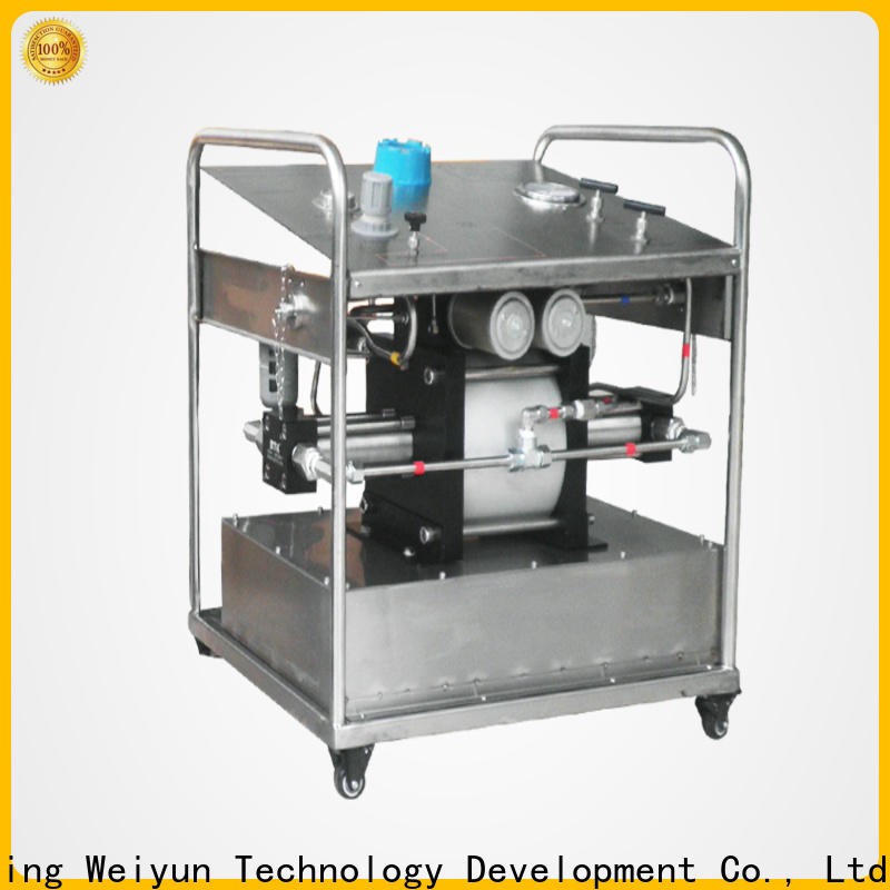 high pressure rothenberger test pump factory For Oil Industry