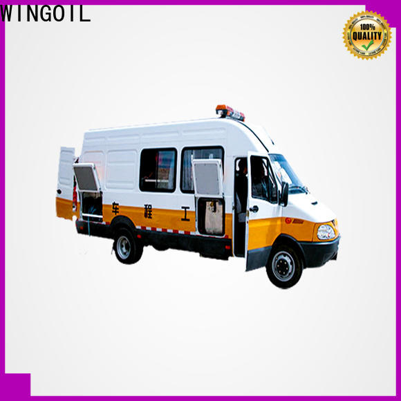 Wingoil Latest cooling system tester factory For Gas Industry