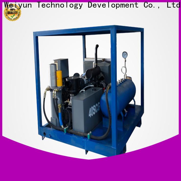 Wingoil Best nitrogen pressure testing equipment for business for offshore