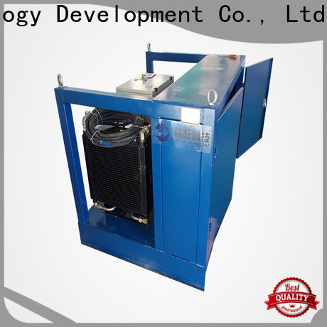 Latest asme hydrostatic test company for onshore