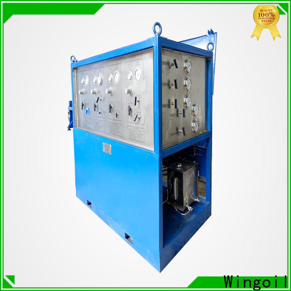 Best hydraulic testing equipment suppliers With unrivaled expertise for onshore