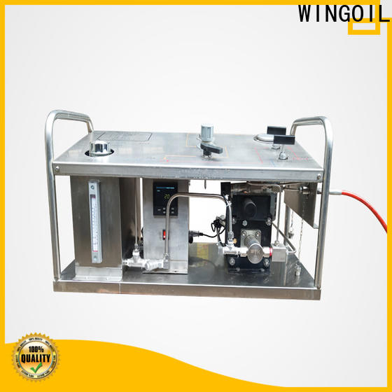 Wholesale hand pump test widely used For Oil Industry