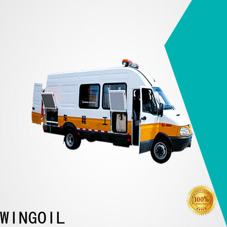 Wingoil best coolant pressure tester company For Oil Industry