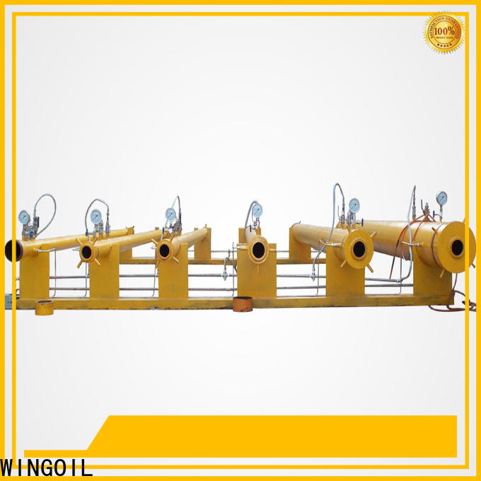 Wingoil Best water pressure testing pump widely used for offshore
